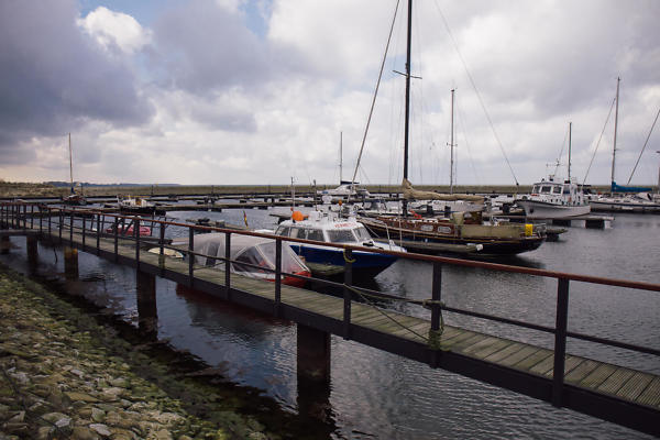 Yachthafen Marina Lubmin